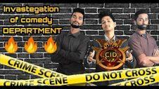 CID – Invastigation of comedy departmant   Zero5hero   Z5H