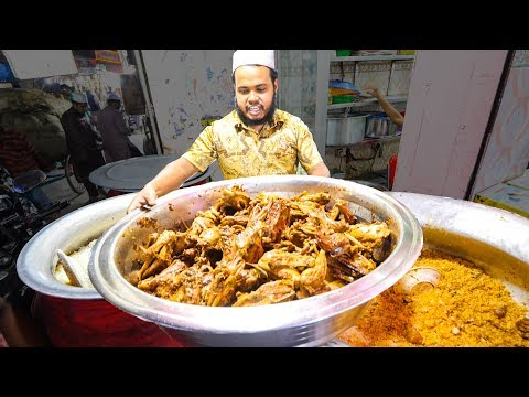 Street Food in Bangladesh -The ULTIMATE Old Dhaka Street Food Tour – Bengali Street Food HEAVEN!