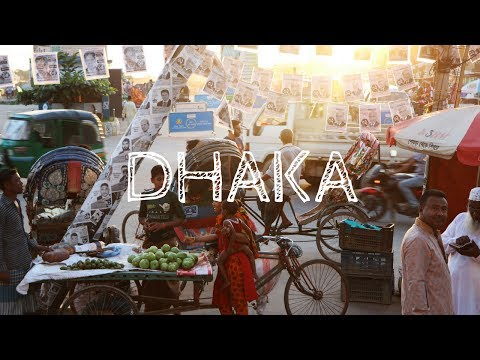 Flying Into Dhaka – First Impressions of Bangladesh