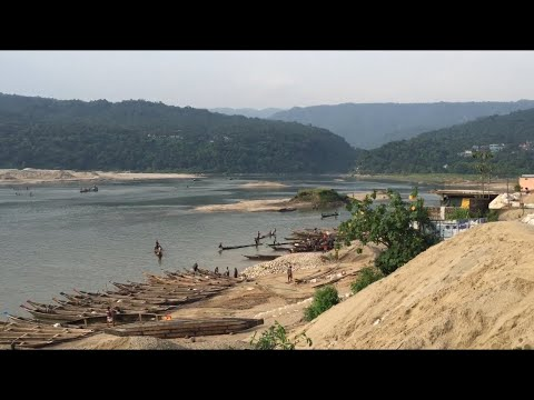 Jaflong By Bus 🚌 | Funny Gowainghat Sylhet Bangladesh 🇧🇩 Travel VLOG