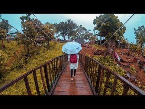 Sajek Valley | Khagrachhari | Bangladesh | YI 4K | Travel Video