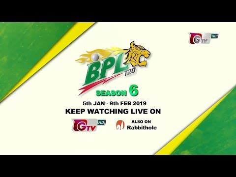 Bangladesh Premier League 2019 || Season 6 || Promo 2019