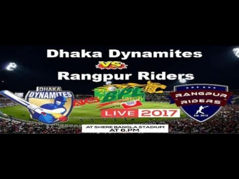 DD VS. RR Semi Final BPL 2019 LIve BPL