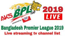 BPL 2019 live streaming tv channel list | BPL live streaming 2019
