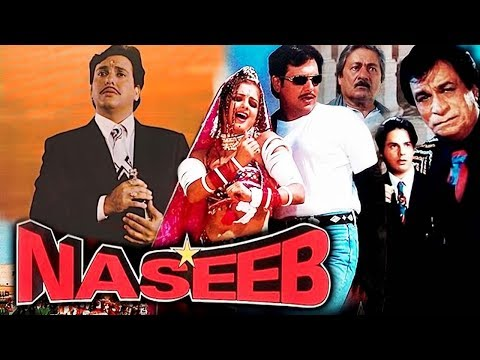 Naseeb (1997) Full Hindi Movie | Govinda, Mamta Kulkarni, Rahul Roy, Saeed Jaffrey, Kader Khan