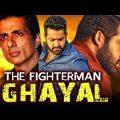 The Fighterman Ghayal (Ashok) Hindi Dubbed Full Movie   Jr NTR, Prakash Raj, Sonu Sood