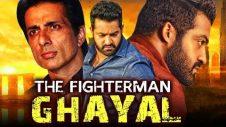 The Fighterman Ghayal (Ashok) Hindi Dubbed Full Movie | Jr NTR, Prakash Raj, Sonu Sood