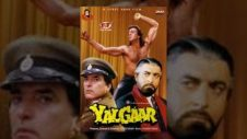 Yalgaar Full Movie – Sanjay Dutt Full Movies – Manisha Koirala – Feroz Khan – Hindi Full Movies