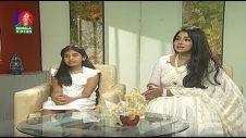 Runa Khan & Bappy | Sokal Belar Roddur | Ep 1201 | Bangla Talk Show | BV Program | 2019