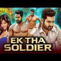 Ek Tha Soldier (Shakti) Telugu Hindi Dubbed Full Movie | Jr. NTR, Ileana D'Cruz
