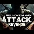 Attack Revenge (2019) NEW RELEASED South Indian Full Hindi Dubbed Movie | Latest Action Movie 2019