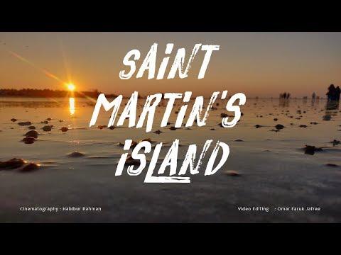 Saint Martin's Island BANGLADESH   TRAVEL  VLOG   Omar Faruk Jafree