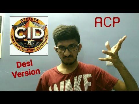 CID:-Crime Investigation department in desi version | |Funny vine video | |Mi-ni studio|