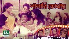পালাবি কোথায়-Palabi Kothay | Shabana | Humayun Faridi | Subarna | Chompa  | NTV Comedy Movie