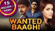 Wanted Baaghi (Pokkiri) Tamil Hindi Dubbed Full Movie | Vijay, Asin, Prakash Raj