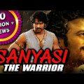 Sanyasi The Warrior Saint (Raghavendra) Hindi Dubbed Full Movie | Prabhas, Anshu