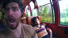 🇧🇩 Never ever take the bus in Bangladesh! It is suicide! – #9 Road to Bangladesh