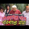 নোয়াখাইল্লা ভাগ্নে বরিশাইল্লা মামা | Harun Kisinger | হারুন কিসিঞ্জার | Haydar Ali Comedy Natok 2019