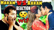 WTF IS HAPPENING HERE ? LIP LOCK KISS IN BANGLA MUSIC ! ! Urbans Reaction