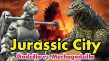 Jurassic City – Godzilla vs Mechagodzilla Full Movie | Latest Hollywood Hindi Dubbed Movie