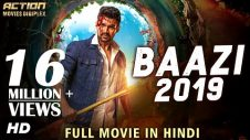 BAAZI (2019) New Released Full Hindi Dubbed Movie | New Movies 2019 | South Movie 2019