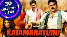 Katamarayudu Hindi Dubbed Full Movie | Pawan Kalyan, Shruti Haasan, Nassar