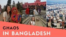 The only tourists in Bangladesh | British Travel Blogger