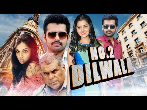 No. 2 DILWALA | 2019 New Released Full Hindi Dubbed Movie | Action And Romantic Hindi Dubbed Movie