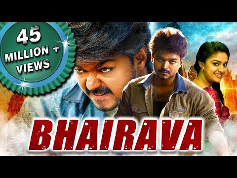 Bhairava (Bairavaa) Hindi Dubbed Full Movie | Vijay, Keerthy Suresh, Jagapathi Babu