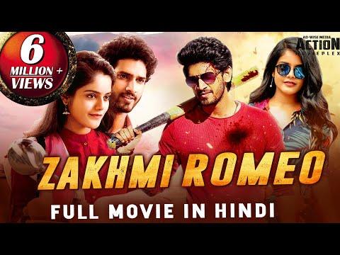 ZAKHMI ROMEO (Anaganaga O Premakatha) 2019 New Released Full Hindi Dubbed Movie   Ashwin Viraj