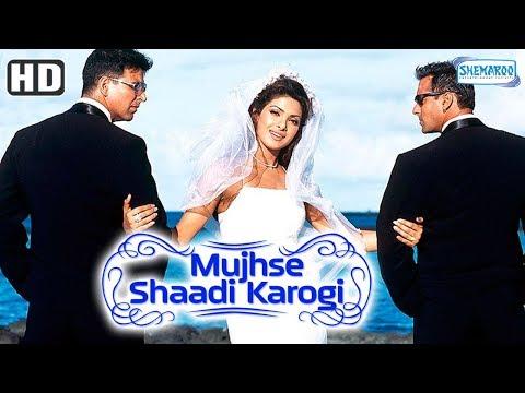 Mujhse Shaadi Karogi (Eng Subs) Hindi Full Movie & Songs- Salman Khan, Akshay Kumar, Priyanka Chopra