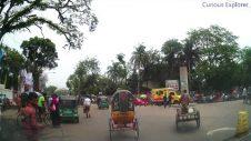 AMAZING! Driving Around Sylhet City in Bangladesh |  Beautiful Bengali Holiday Travel Food Road Vlog