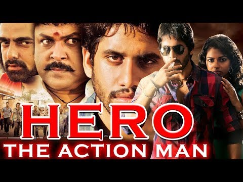Hero The Action Man (Bejawada) Hindi Dubbed Movie | Naga Chaitanya, Amala Paul