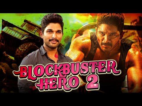 Blockbuster Hero 2 (2018) Telugu Hindi Dubbed Full Movie   Allu Arjun, Pooja Hegde