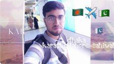 VLOG 2 | COMING BACK TO PAKISTAN FROM BANGLADESH TOUR 2018 | MY TIME IN BANGLADESH |
