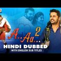 A.. AA… 2 ( Chal Mohan Ranga ) New Released Hindi Dubbed Movie | Nithiin, Megha Akash