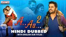 A.. AA… 2 ( Chal Mohan Ranga ) New Released Hindi Dubbed Movie | Nithiin, Megha Akash