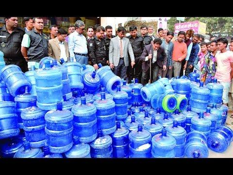 Bangla Crime Investigation Program KHOJ SATV Episode 63 বিশুদ্ধ পানির নামে কিনে খাচ্ছি  ড্রেনের পানি