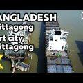 【K】Bangladesh Travel-Chittagong[방글라데시 여행-치타공]배들의 무덤/Port city/Ship/Dismantle/Recycling