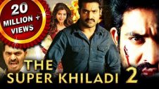 The Super Khiladi 2 (Rabhasa) Telugu Hindi Dubbed Full Movie | Jr. NTR, Samantha