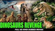 New Release Full Hindi Dubbed Movie || Dinosaurs Revenge || Hollywood Action Movie HD
