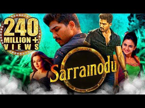 Sarrainodu Full Movie