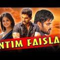 Antim Faisla Hindi Dubbed Full Movie   Allu Arjun, Anushka Shetty, Manoj Manchu