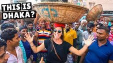 FIRST IMPRESSIONS OF BANGLADESH (most densely populated city in the world)