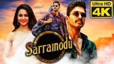Sarrainodu (4K Ultra HD) Telugu Hindi Dubbed Full Movie | Allu Arjun, Rakul Preet Singh