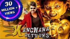 Kanchana Returns (Shivalinga) Hindi Dubbed Full Movie | Raghava Lawrence, Ritika Singh, Vadivelu