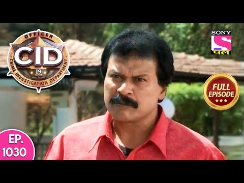 CID – Full Episode – 1030 – 11th January, 2020