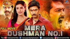 Mera Dushman No 1 | Full Hindi Dubbed Movie | Gautham Karthik | Priya Anand | Hindi Action Movies