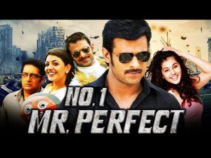 No. 1 Mr. Perfect Hindi Dubbed Full Movie | Prabhas, Kajal Aggarwal