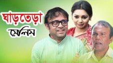 Bangla Comedy Natok 2020   Ghartera Selim   ঘাড়তেড়া সেলিম   Akhomo Hasan   Prova